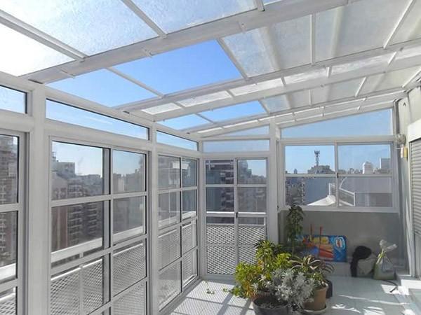 Cerramientos de aluminio aberturas de aluminio - Cerramientos de pvc para terrazas ...