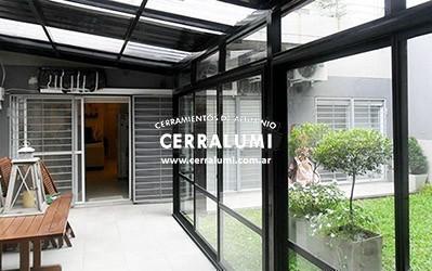 Cerramientos de aluminio - Cerramientos de terrazas en aluminio ...