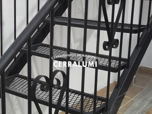 Rejas de hierro mayor resistencia - Rejas para balcones ...