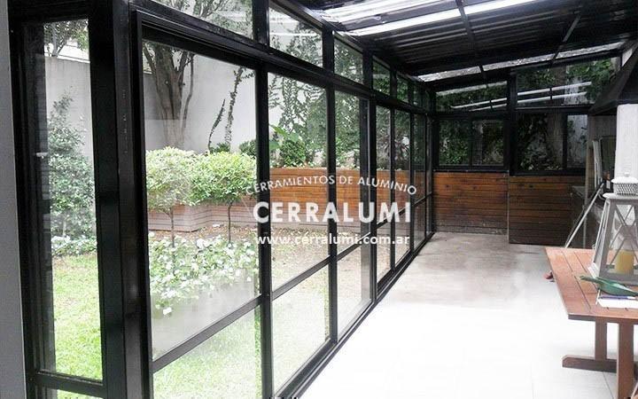Nuevos espacios en carpinter a de aluminio - Carpinteria de aluminio en vigo ...